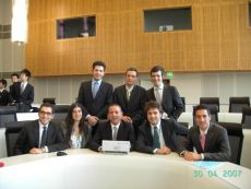 G8 Youth Summit, co-organized by the International Youth Diplomacy League