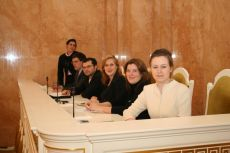 Heads of States of G8 Youth Summit, organized by NGO International Youth Diplomacy League