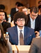 G200 Youth Forum 2015 Official Closing Ceremony, Mr. Alejandro Leon Ramirez, Student of Metropolitan Autonomus University, Mexico