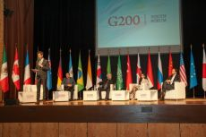 G200 Youth Forum 2015 Official Opening Ceremony, Plenary Session Perceiving Happiness