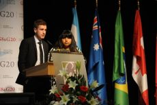 Dylan Chambers, Nisha Patel, Joint Session 3: Global Migration Issues