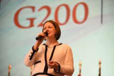 President and Founder of the G200 Association Ms. Ksenia Khoruzhnikova – Final Speech