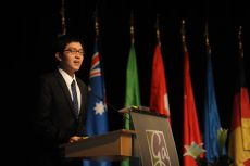 Bolun Li, Secretary General, RT 1: Economy and Finance, Conference