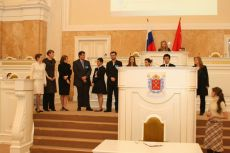Heads of States speaches, G8 Youth Summit, organized by NGO International Youth Diplomacy League