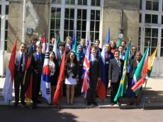 G8 & G20 Youth Summit 2011, co-organized by the International Youth Diplomacy League