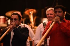 Closing Gala Dinner and Bavarian Night, Alphorn Master Class