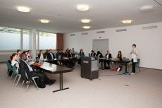 G200 Youth Forum 2015, Conference Platform