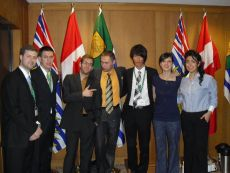 G8 & G20 Youth Summits participants