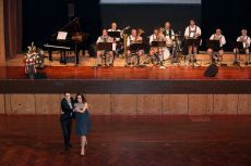 Closing Gala Dinner and Bavarian Night, Werdenfelser Salonorchester Jazz Band