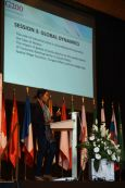 G200 Youth Forum 2016 Official Closing Ceremony, Ms. Sedzani Siaga, Senior Lecturer, University of Pretoria, South Africa - Secretary General of the Round Table I: Economics and Finance