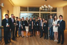 G20 Youth Summit Head of States Welcome Cocktail