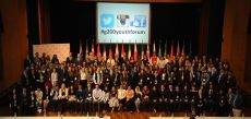G200 Youth Forum 2016 Official Opening Ceremony, Family Photo
