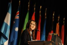 Justine Baek, Secretary General, Committee 5: Tax System and Living Conditions for Youth