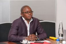 International Young Parliamentarians` Debate, Hon. Sibusiso Innocent Malaza, Member of Mpumalanga Provincial Legislature, South Africa, Committee Chair
