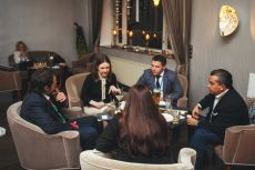 International Young Parliamentarians Welcome Cocktail
