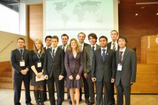 G8 Youth Summit, co-organized by the NGO International Youth Diplomacy League