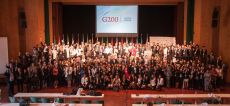G200 Youth Forum 2015 Official Opening Ceremony, Group Photo