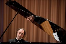 Classical Concert, Oleg Weinstein, pianist, soloist, and professor of N.A. Rimsky-Korsakov Saint Petersburg State Conservatory playing Tchaikovsky